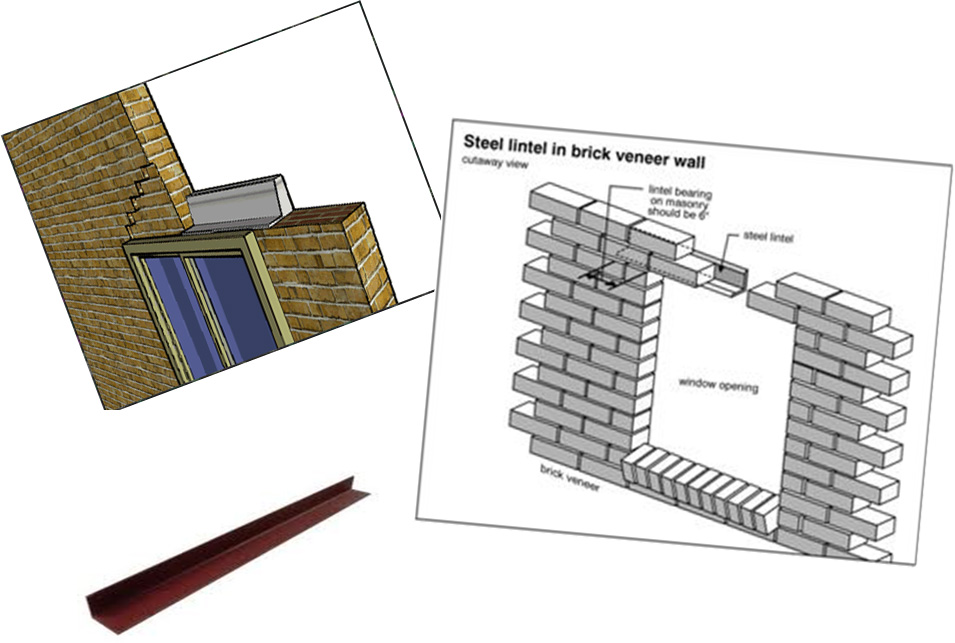 steel lintel angles