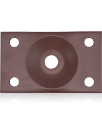 zip column screw plate option 1