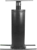 zip adjustable column 1 foot